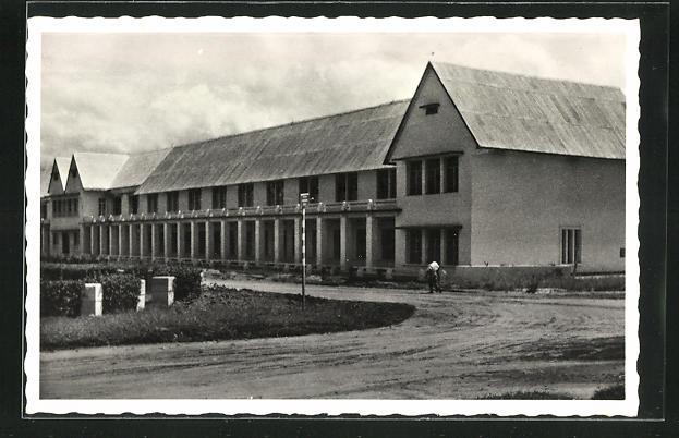 AK Luluabourg, Ecole des Révérendes Soeurs