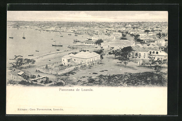 AK Loanda, Panorama