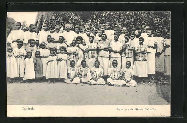 AK Cabinda, Raparigas da Missao Catholica
