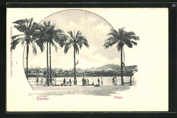 AK Dondo, Praia