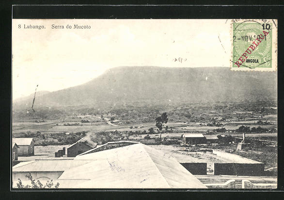 AK Lubango, Serra do Mucoto