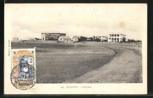 AK Djibouti, L`Hopital