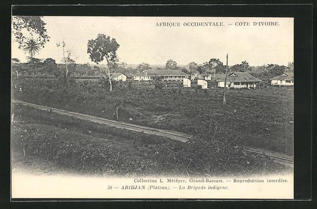 AK Abidjan, La Brigade indigene