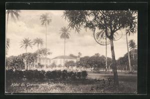 AK Conakry, Hotel du Gouvernement