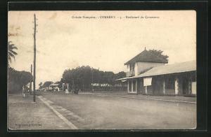 AK Conakry, Boulevard du Commerce
