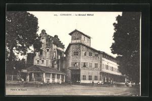 AK Conakry, Grand Hotel