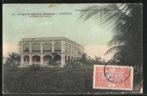 AK Cotonou, Le Palais de Justice