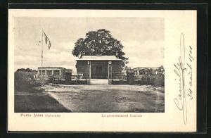 AK Porto Novo, Le gouvernement francais
