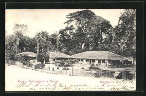 AK Brazzaville, Maison Hollandaise a Bonga