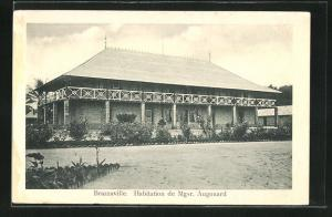 AK Brazzaville, Habitation de Mgsr. Augouard