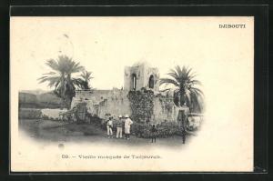 AK Tadjourah, Vieille mosquee
