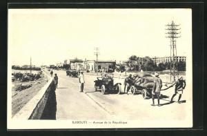 AK Djibouti, Avenue de la Republique