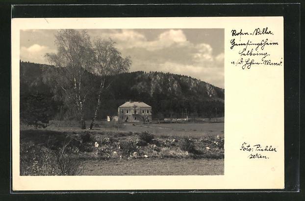 AK Felbring, Genesungsheim Rosen-Villa