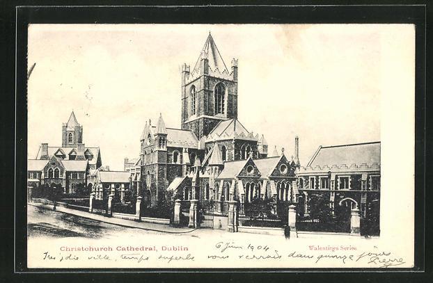 AK Dublin, Christchurch Cathedral