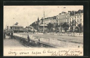 AK Queenstown, The Esplanade, Ortspartie