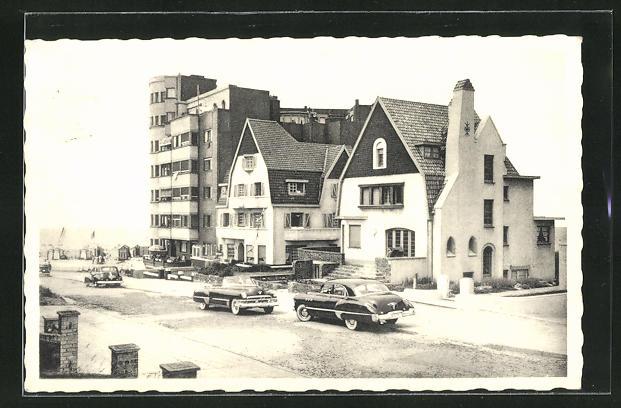 AK Duinbergen, Duin Residence, Les Plantis