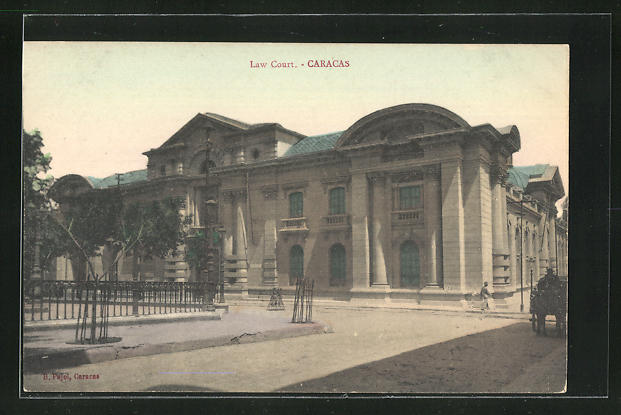 AK Caracas, Law Court