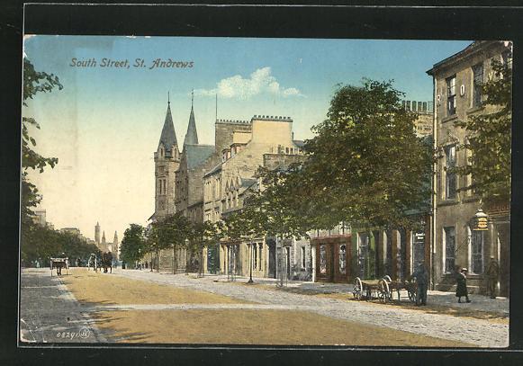 AK St. Andrews, South Street