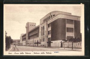 AK Bari, Corso della Vittoria, Palazzo della Milizia