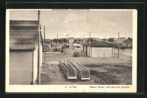 AK Pointe-a-Pitre, Le Port