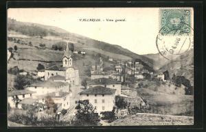AK Valcarlos, Vista general