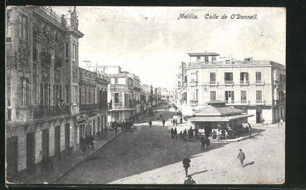 AK Melilla, Calle de O`Donnell