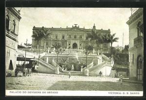 AK Victoria-E. E. Santo, Palacio do Governo do Estade, Palast des Gouverneurs