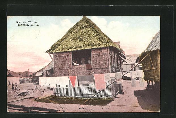 AK Manila, Native Home