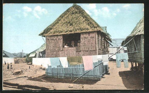 AK Manila, Native House