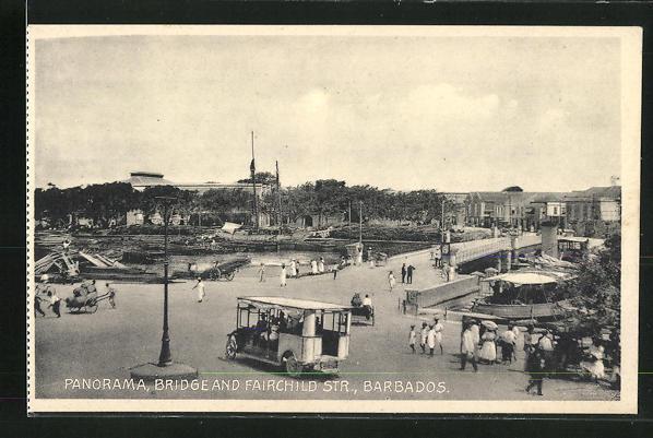 AK Barbados, Bridge and Fairchild Street