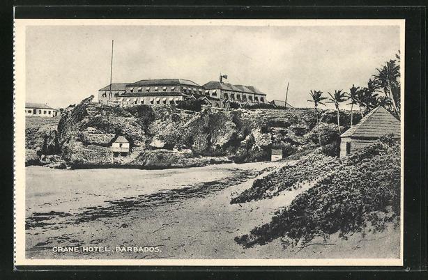 AK Barbados, Crane Hotel