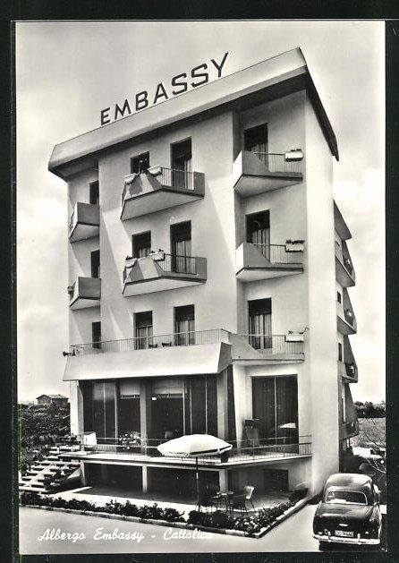AK Cattolica, Albergo-Hotel Embassy