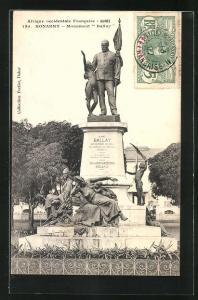 AK Konakry, Monument Ballay