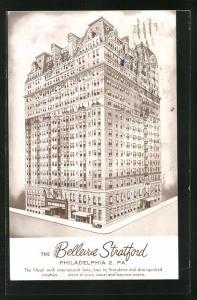 AK Philadelphia, PA, the Bellevue Stratford Hotel