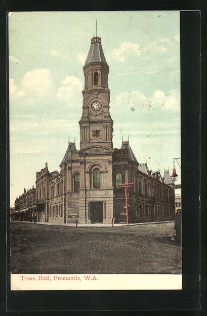 AK Fremantle, Town Hall