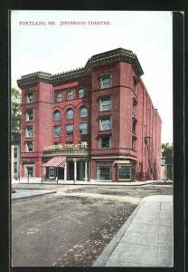 AK Portland, ME, Jefferson Theatre