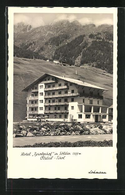 AK Sölden, Hotel Tyrolerhof