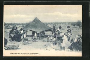 AK Boutilimit, Campement