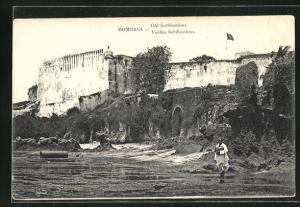 AK Mombasa, Vieilles fortifications