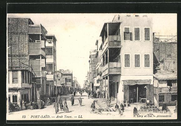 AK Port-Said, Arab Town