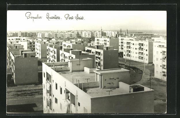 AK Port Said, Popular Quarters