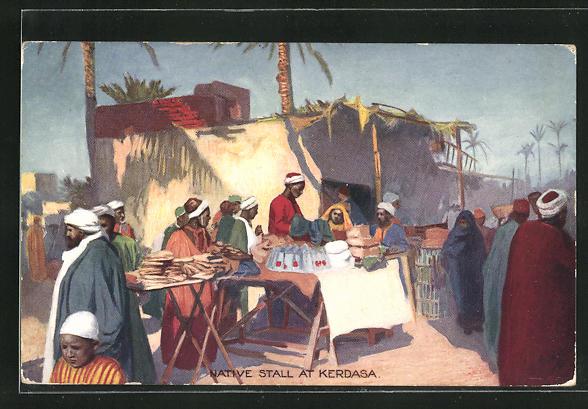 AK Kerdasa, Native Stall