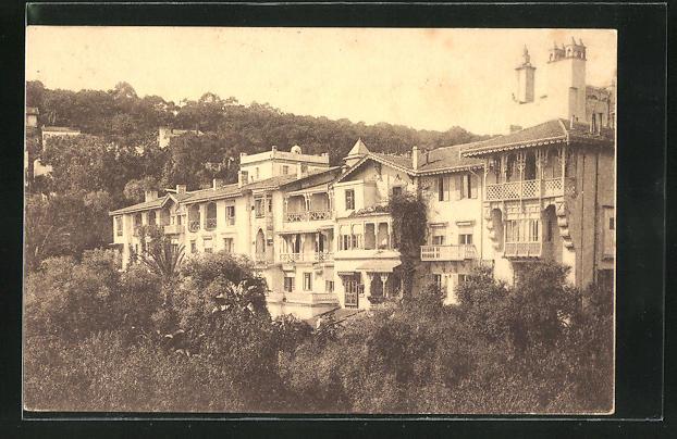 AK Alger, Hotel St.-George