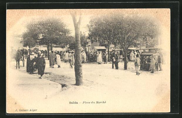 AK Saida, Place du Marche
