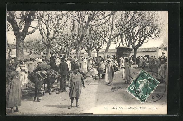 AK Blida, Marche Arabe