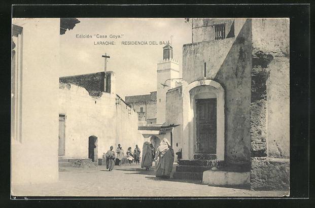 AK Larache, Residencia del Baja