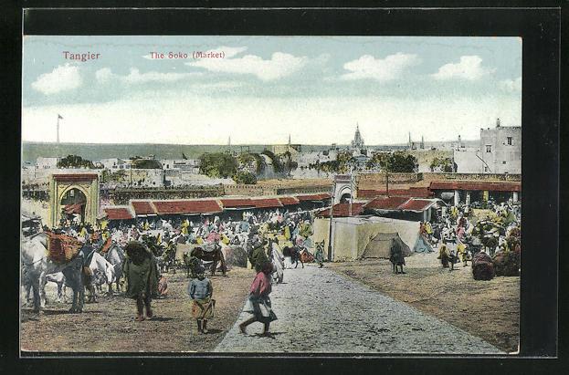 AK Tangier, The Soko Market