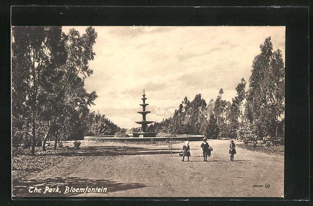 AK Bloemfontein, The Park