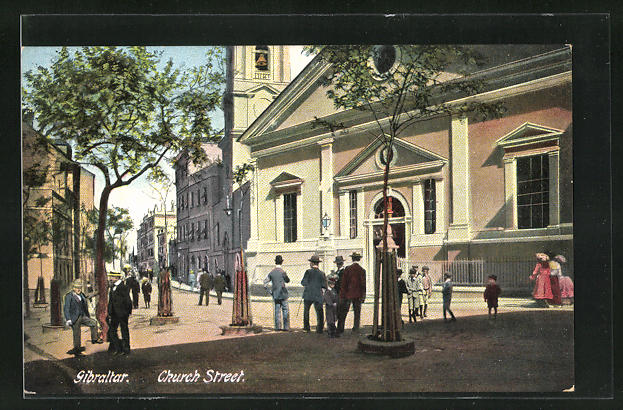 AK Gibraltar, Church Street