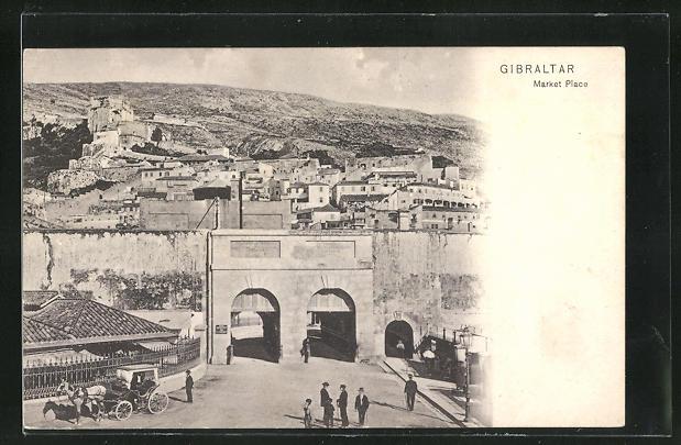 AK Gibraltar, Market Place